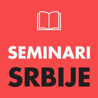 Predavači su eminentni stručnjaci, predstavnici ministarstava i drugih relevantnih institucija kao i stručni konsultanti Seminara Srbije.